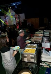 Event & Party Venue w/ Affordable & Versatile Catering for Full Meals ($12/head) or Finger Foods
